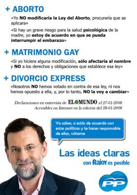 LAS IDEAS CLARAS
